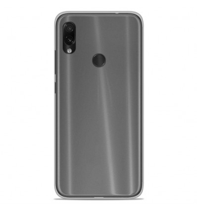 Coque Xiaomi Redmi Note 7 / Note 7 Pro Silicone Gel - Transparent