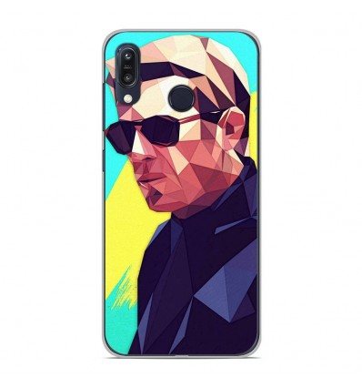 Coque en silicone Asus Zenfone Max M1 ZB555KL - ML King of Cool