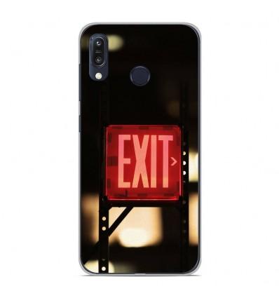 Coque en silicone Asus Zenfone Max M1 ZB555KL - Exit