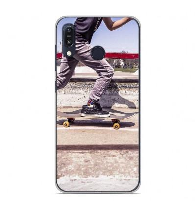Coque en silicone Asus Zenfone Max M1 ZB555KL - Skate
