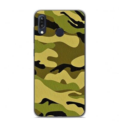 Coque en silicone Asus Zenfone Max M1 ZB555KL - Camouflage