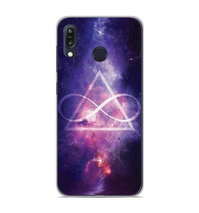 Coque en silicone Asus Zenfone Max M1 ZB555KL - Infinite Triangle