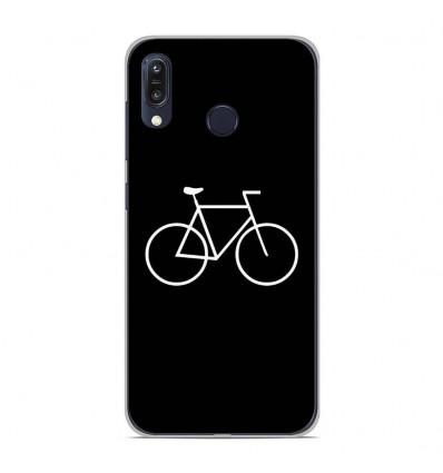 Coque en silicone Asus Zenfone Max M1 ZB555KL - Bike Hipster