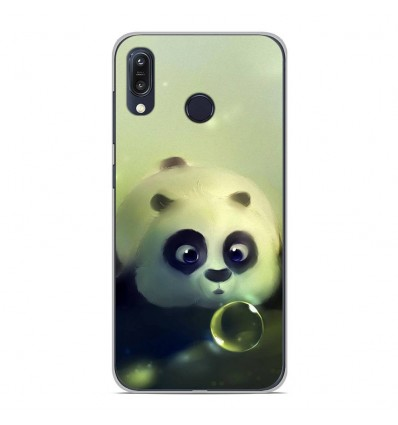 Coque en silicone Asus Zenfone Max M1 ZB555KL - Panda Bubble