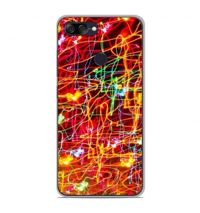 Coque en silicone Asus Zenfone Max Plus M1 ZB570TL - Light