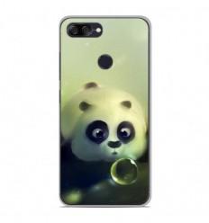Coque en silicone Asus Zenfone Max Plus M1 ZB570TL - Panda Bubble