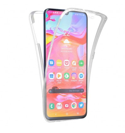 Coque intégrale pour Samsung Galaxy A60