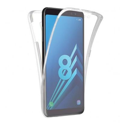 Coque intégrale pour Samsung Galaxy A8 2018