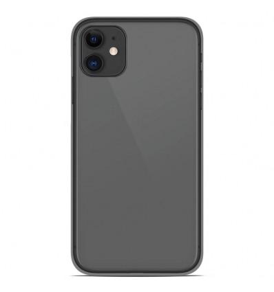 Coque Apple IPhone 11 Silicone Gel - Transparent