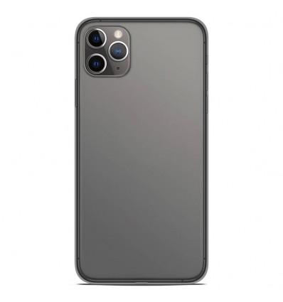 Coque Apple IPhone 11 Pro Max Silicone Gel - Transparent