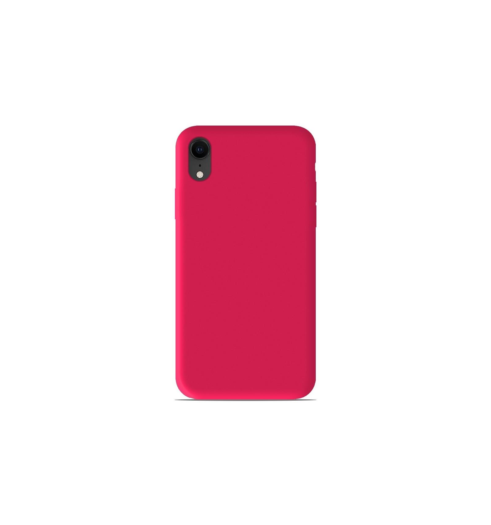 coque iphone 7 silicone matte