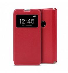 Etui Folio Huawei Y6 2019 - Rouge