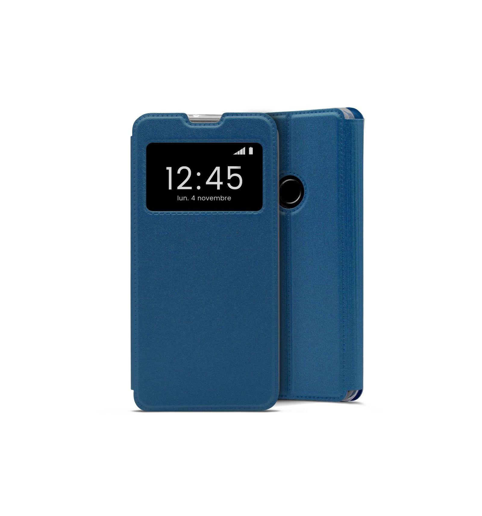 Etui Folio Huawei P Smart Z - Bleu