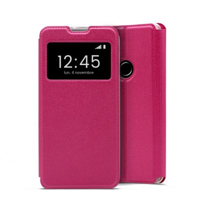 Etui Folio Huawei P Smart Z - Rose