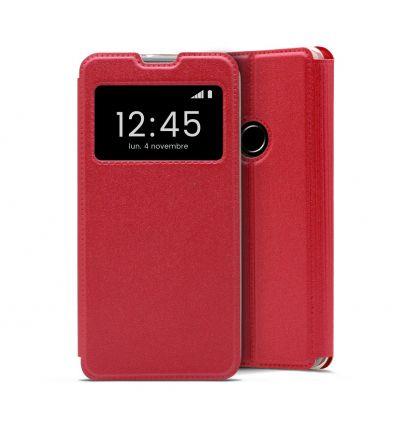 Etui Folio Huawei P Smart Z - Rouge