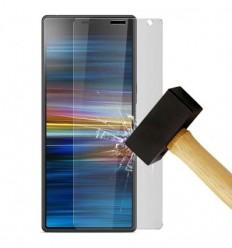 Film verre trempé - Sony Xperia 10 Plus protection écran