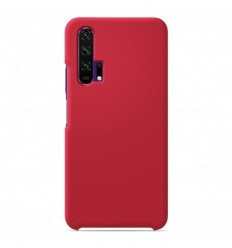 Coque Huawei Honor 20 Pro Silicone Soft Touch - Rouge