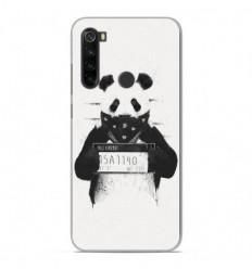 Coque en silicone Xiaomi Redmi Note 8T - BS Bad Panda