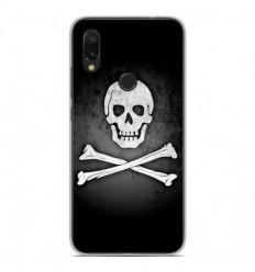 Coque en silicone Xiaomi Redmi 7 - Drapeau Pirate