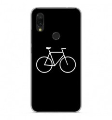 Coque en silicone Xiaomi Redmi 7 - Bike Hipster