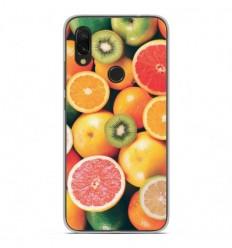 Coque en silicone Xiaomi Redmi 7 - Fruits