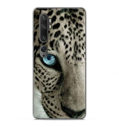 Coque en silicone Xiaomi Mi Note 10 / Note 10 Pro - Oeil de léopard
