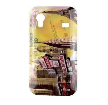 Coque rigide pour Samsung Galaxy Ace motif - Paris