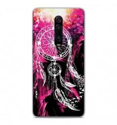 Coque en silicone Xiaomi Mi 9T - Dreamcatcher Rose