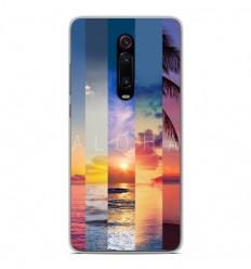 Coque en silicone Xiaomi Mi 9T - Aloha