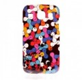Coque rigide Samsung Galaxy Core motif - Coloré graphique