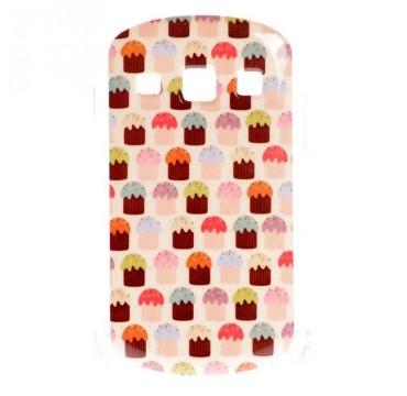 Coque rigide Samsung Galaxy Fame / Fame Lite motif - Cupcake