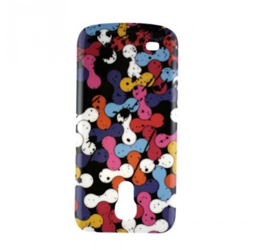 Coque rigide Samsung Galaxy S4 Mini motif - Coloré graphique