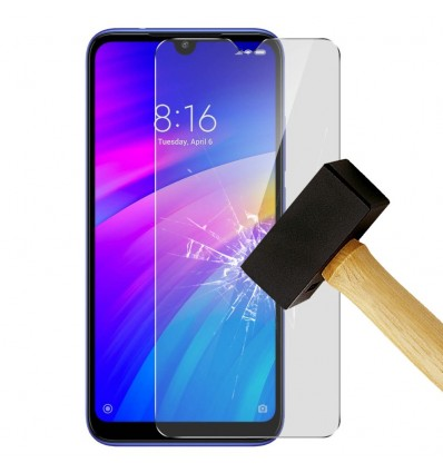 Film verre trempé - Xiaomi Redmi 7 protection écran