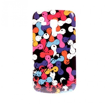 Coque rigide Samsung Galaxy Trend / Trend Plus motif - Coloré graphique