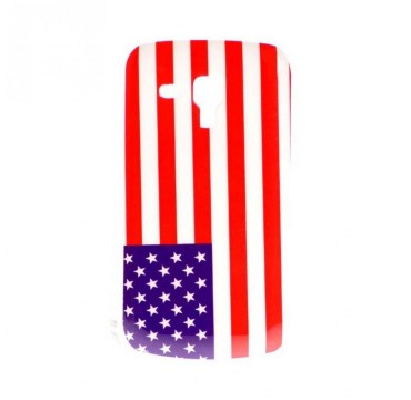 Coque rigide Samsung Galaxy Trend / Trend Plus motif - Usa