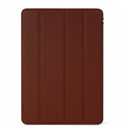 "Housse tablette Apple iPad Pro 9.7"" - Véritable cuir Marron"
