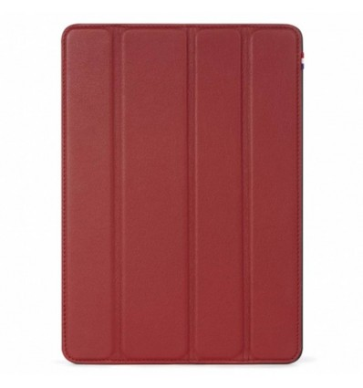 "Housse tablette Apple iPad Pro 9.7"" - Véritable cuir Rouge"