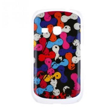 Coque rigide pour Samsung Galaxy Young motif - Coloré graphique