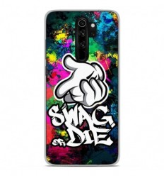 Coque en silicone Xiaomi Redmi Note 8 Pro - Swag or die