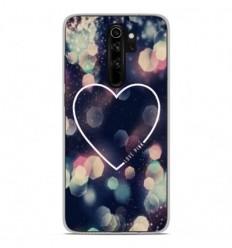 Coque en silicone Xiaomi Redmi Note 8 Pro - Coeur Love