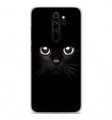 Coque en silicone Xiaomi Redmi Note 8 Pro - Yeux de chat