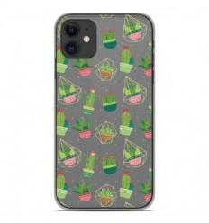 Coque en silicone Apple iPhone 11 - Cactus