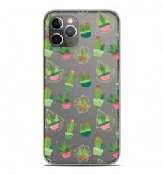 Coque en silicone Apple iPhone 11 Pro - Cactus