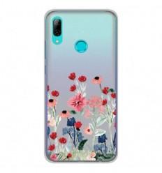 Coque en silicone Huawei P Smart 2019 - Printemps en fleurs