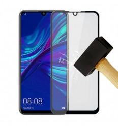 Film verre trempé 4D - Huawei P Smart 2019 Noir protection écran