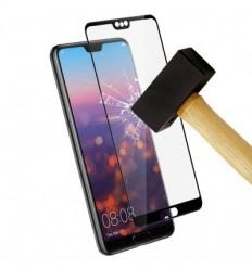 Film verre trempé 4D - Huawei P Smart Z Noir protection écran