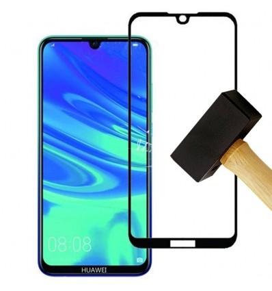 Film verre trempé 4D - Huawei Y5 2019 Noir protection écran