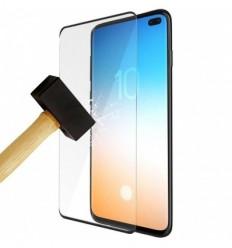 Film verre trempé 4D - Samsung Galaxy J6 Plus 2018 Noir protection écran