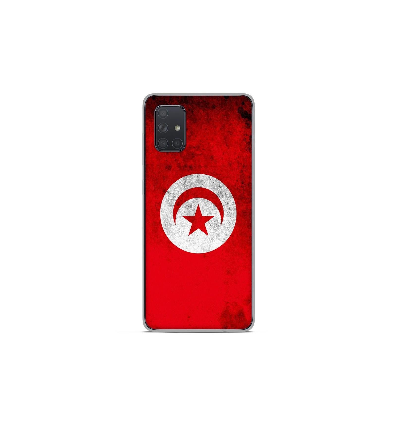 Coque a51 tunisie