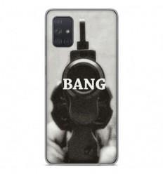 Coque en silicone Samsung Galaxy A51 - Bang